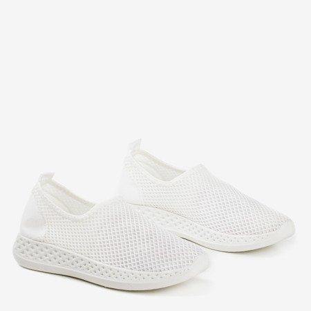 Белая женская спортивная обувь Araceli - Обувь