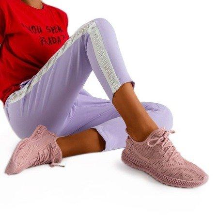 Женская спортивная обувь Amberi pink - Обувь