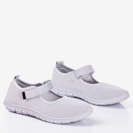 Серые женские спортивные туфли Tassiana - Обувь