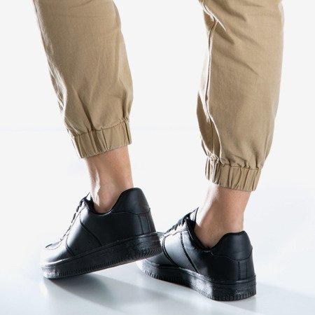 Черная женская спортивная обувь Fissane - Обувь