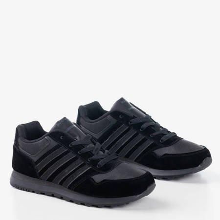 Черная мужская спортивная обувь Gobak - Обувь