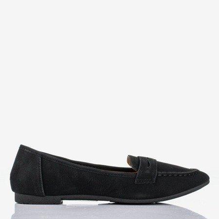 Черные женские мокасины Roselle - Обувь