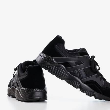 Черные женские спортивные туфли Krash - Обувь