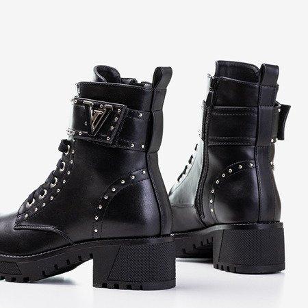 Черные сумки с форсунками Valica - Обувь