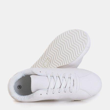 Женская спортивная обувь Cortezzi белого цвета - Обувь