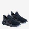 Мужские черные кроссовки Johnny - Обувь