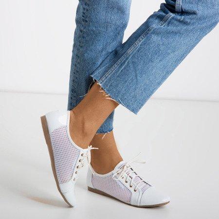 Білі жіночі туфлі Ostyledia - Взуття 1