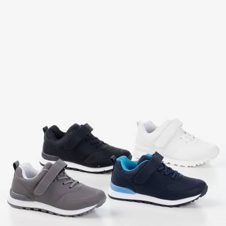 Взуття дитяче біле з матової екологічної шкіри Craiza - Взуття