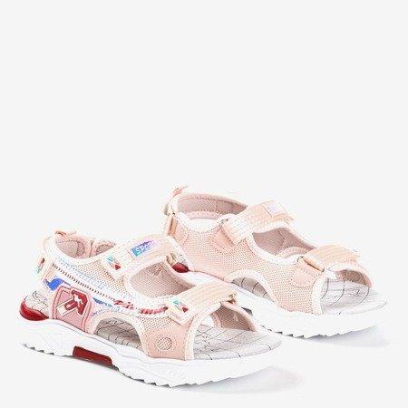 Дитячі сандалії Pink Meriton - Взуття