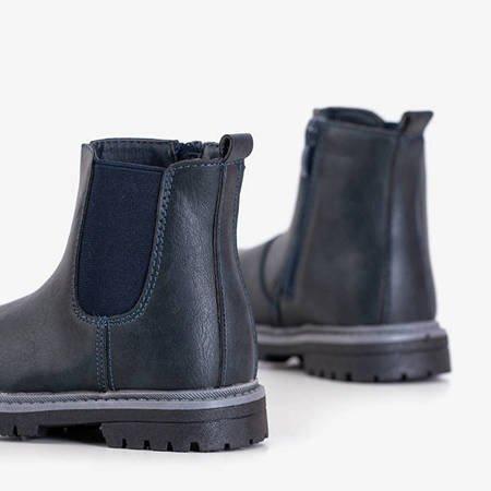 Дитячі темно-сині черевики Laszi - Взуття