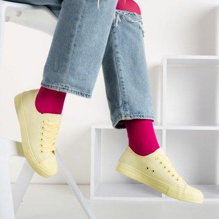 Жовті жіночі кросівки Lysh - Взуття