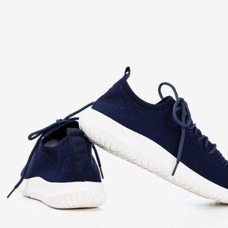 Жіноче спортивне взуття темно-синього кольору Noven - Взуття 1