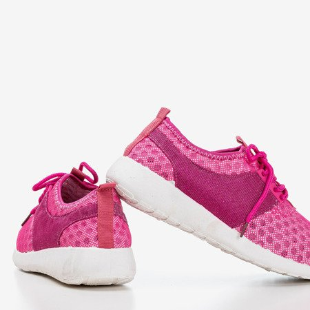 Жіноче спортивне взуття Pink Uoya - Взуття 1