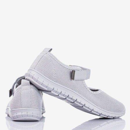 Жіноче спортивне взуття Tassiana сіре - Взуття