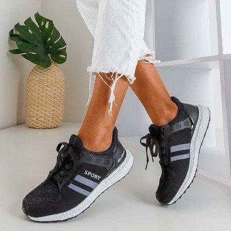 Жіноче чорне спортивне взуття Birala - Взуття