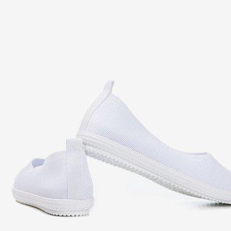 Жіночі білі сліпони Wlora - Взуття