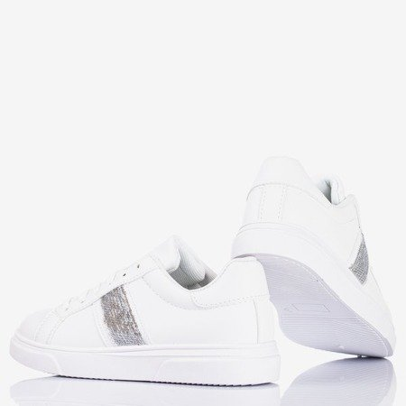Жіночі білі спортивні кросівки Hypnos - Взуття