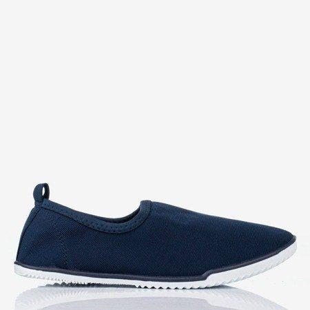 Жіночі темно-сині кросівки Maywood - Взуття