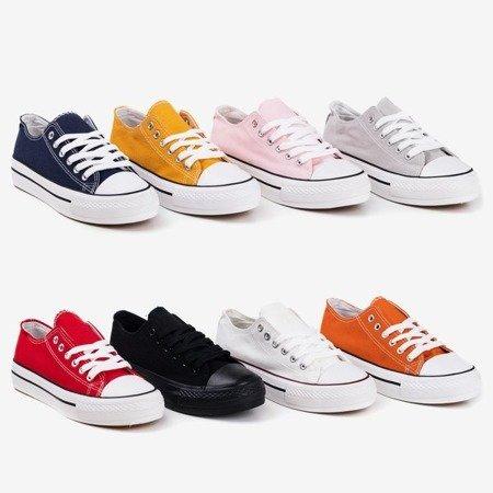 Помаранчеві жіночі кросівки Habena - Взуття