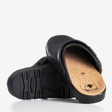 Сапоги чорні Тапочки Овен - Взуття 1