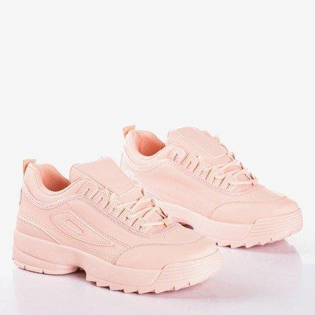 Світло-рожеві жіночі кросівки Це все - Взуття 1