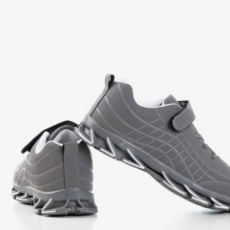 Сірі дитячі кросівки Fana - Взуття