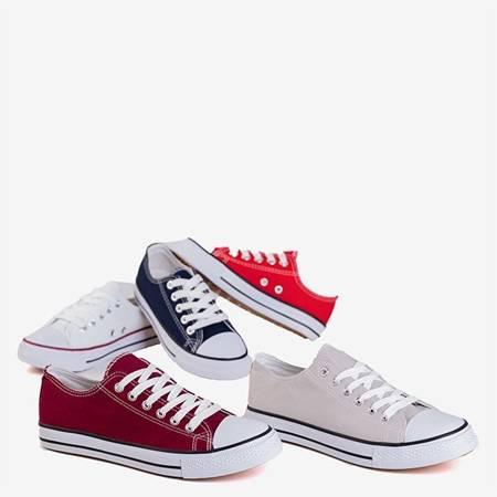 Чоловічі червоні кеди - Взуття