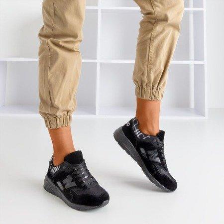 Чорне жіноче спортивне взуття Asambli - Взуття