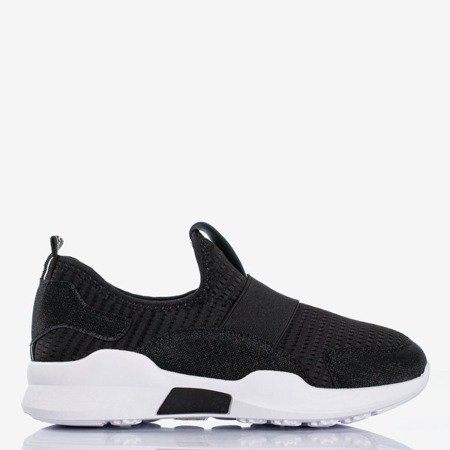 Чорне жіноче спортивне взуття Carsola - Взуття 1