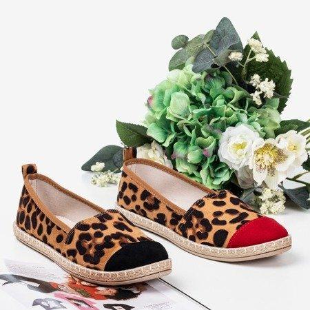 Чорні жіночі еспадрили a'la panther Fulimpa - Взуття 1