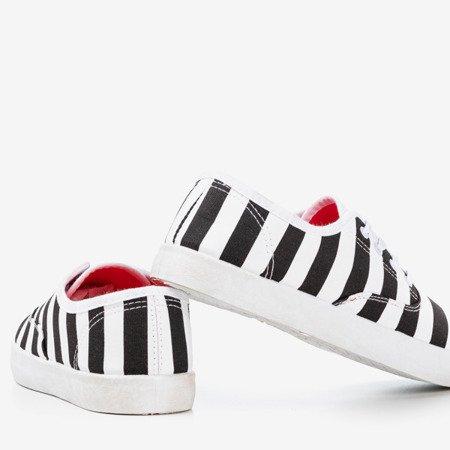Чорні жіночі мокасини Anchor - Взуття