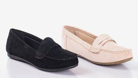 Чорні мокасини Ethna - Взуття