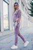 Жіночий фіолетовий костюм - Одяг